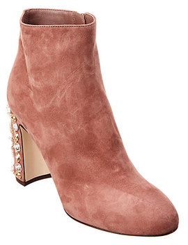 dolce-&-gabbana-vally-suede-ankle-boot by dolce-&-gabbana