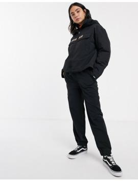 napapijri-skidoo-creator-overhead-jacket-in-black by napapijri