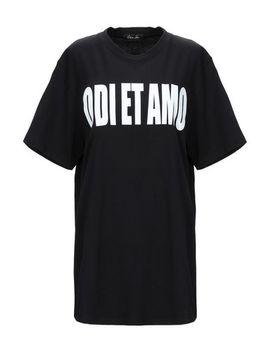 t-shirt by odi-et-amo