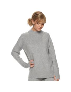womens-apt-9-+-cara-santana-lounge-sweater-top by apt-9