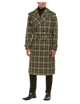 burberry-reversible-tropical-gabardine-coat by burberry