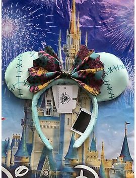 disney-minnie-mouse-ears-nightmare-before-christmas-sally-headband-in-hand by disney