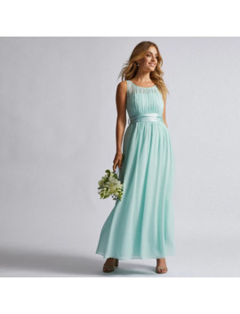 showcase-petite-green-natalie-maxi-dress by dorothy-perkins
