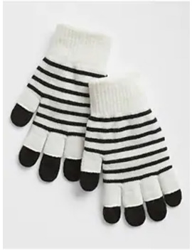 Print Gloves by Gap