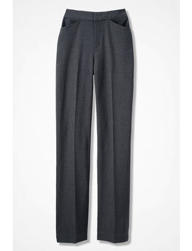 The Bi Stretch Gallery Pants by Coldwater Creek