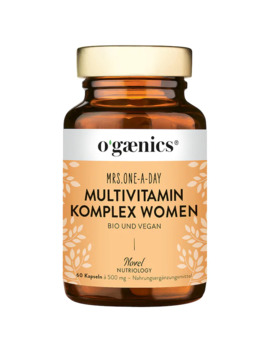 multivitamin---komplex-women-vitamine-mrs-one---a---day by ogaenics