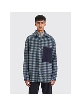 acne-studios-relaxed-overshirt-lilac-_-mint by très-bien
