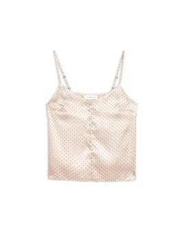 pink-pinspot-cami by topshop