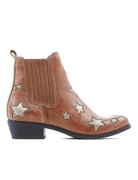 """<span-class=""""callout-exclusive"""">exclusive!<_span>  ----------------sheryl-crow-star-leather-pull-on-boot by sheryl-crow"""
