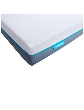 simba-hybrid-memory-foam-pocket-spring-mattress,-medium-tension,-super-king-size by simba