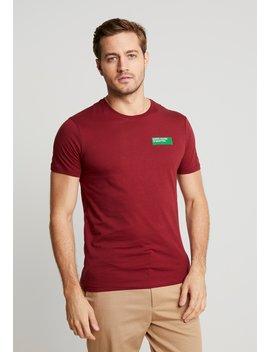 t-shirt-imprimé by benetton