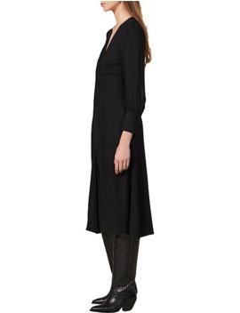 minella-dress by sandro-paris