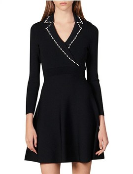 suity-dress by sandro-paris