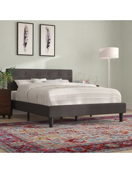 dark-gray-hester-street-upholstered-platform-bed by allmodern
