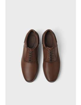 brown-sporty-shoes by zara