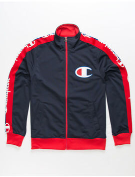 champion-big-c-logo-&-taping-mens-track-jacket by champion