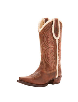 Alabama Fleece Western Boot by Ariat