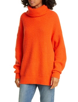 oversized-turtleneck-cashmere-sweater by autumn-cashmere