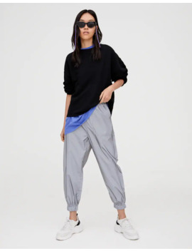 sweat-basique-couleurs by pull-&-bear