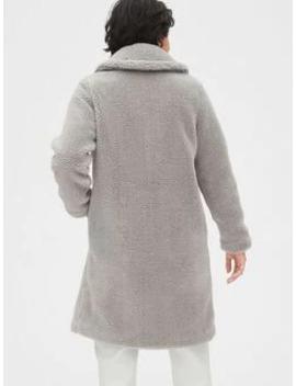 teddy-coat by gap