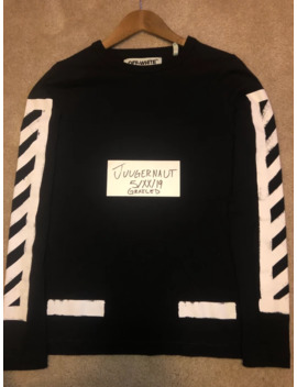 off-white-long-sleeve-tee by off-white  ×  virgil-abloh  ×