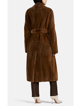 terin-mink-fur-belted-coat by the-row
