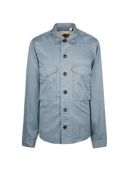 Button Up Overshirt by Pretty Green