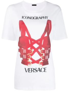 harness-printed-t-shirt by versace