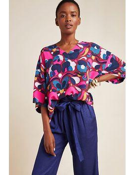 marimekko-rakella-blouse by marimekko