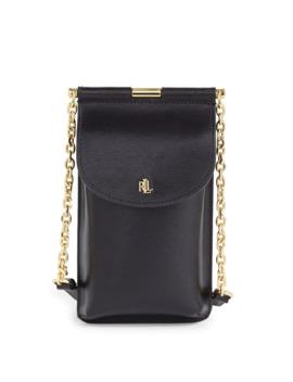 leather-crossbody-bag by lauren-ralph-lauren