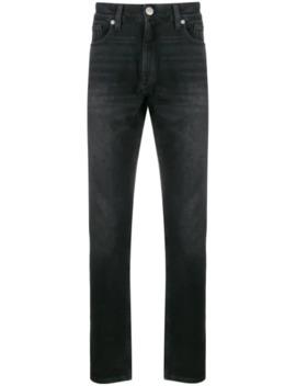 high-rise-straight-leg-jeans by calvin-klein