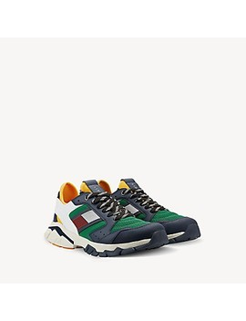 colorblock-flag-sneaker by tommy-hilfiger
