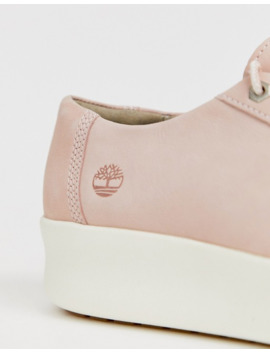timberland-oxford-leather-trainers by timberlands