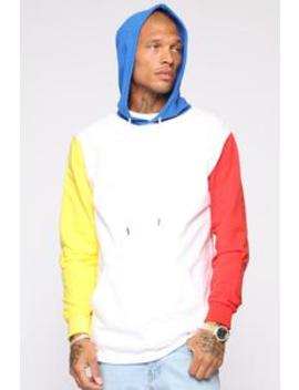 trenton-color-blocked-hoodie---white_multi by fashion-nova