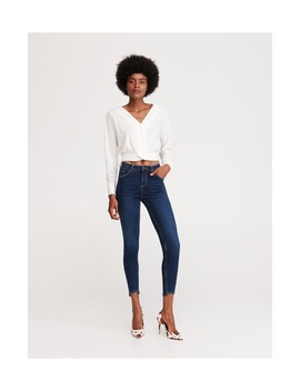 slim-push-up-jeans by reserved