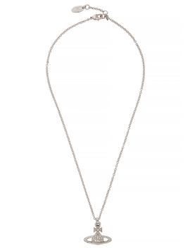 core-mayfair-bas-silver-tone-necklace by vivienne-westwood