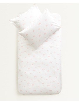 clouds-and-stars-duvet-cover--duvet-covers---bed-linen---bedroom---kids by zara-home