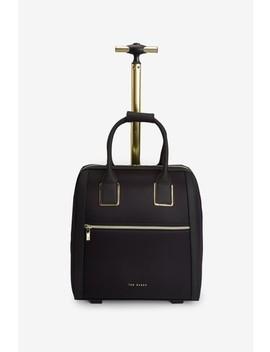 ted-baker-black-travel-bag by next