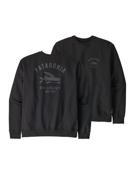 Patagonia Men's Surf Activists Uprisal Crew Sweatshirt by Patagonia