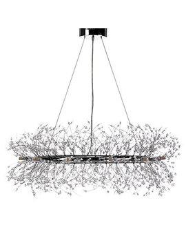 fleur-chandelier by z-gallerie