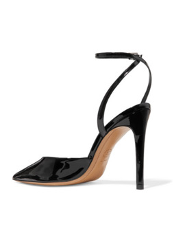carine-crystal-embellished-patent-leather-pumps by alexandre-vauthier