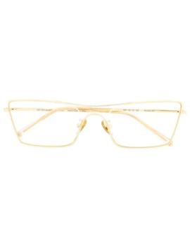 cat-eye-glasses by retrosuperfuture
