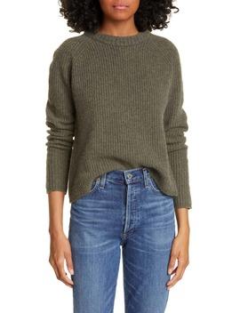 cashmere-fisherman-sweater by jenni-kayne