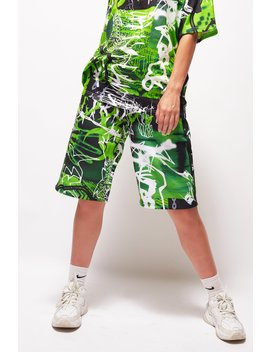 parallel-trippy-acid-oversized-shorts by jaded-london