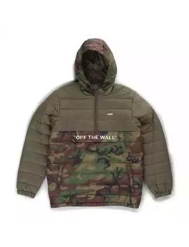 Carlon Anorak Puffer Jacket by Vans