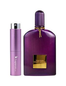 Tom Ford Velvet Orchid   Eau De Parfum Spray 0.27 Oz Travel Spray by Tom Ford