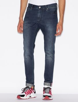 Super Skinny Jeans by Armani Exchange