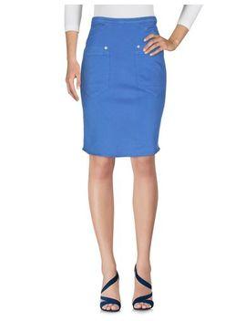 Denim Skirt by Kenzo