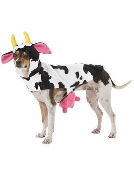 Frisco Udderly Cow Dog & Cat Costume by Frisco