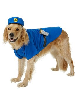 Frisco Police Dog & Cat Costume by Frisco